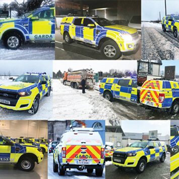 High Visibility Takes On The Beast From The East