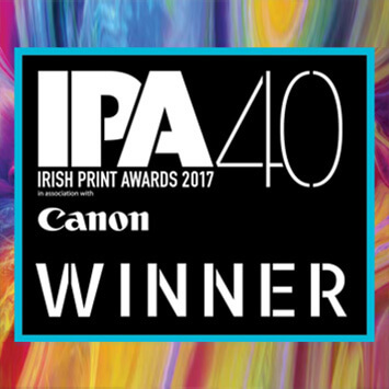 Digital Printing Company Irish Print Awards Digital Printer of the Year