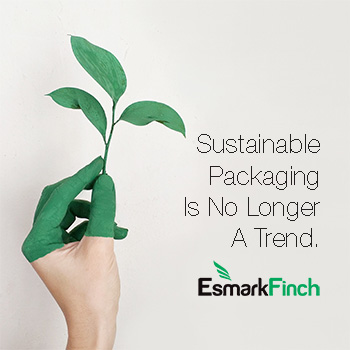 Esmark Finch supply new sustainable packaging