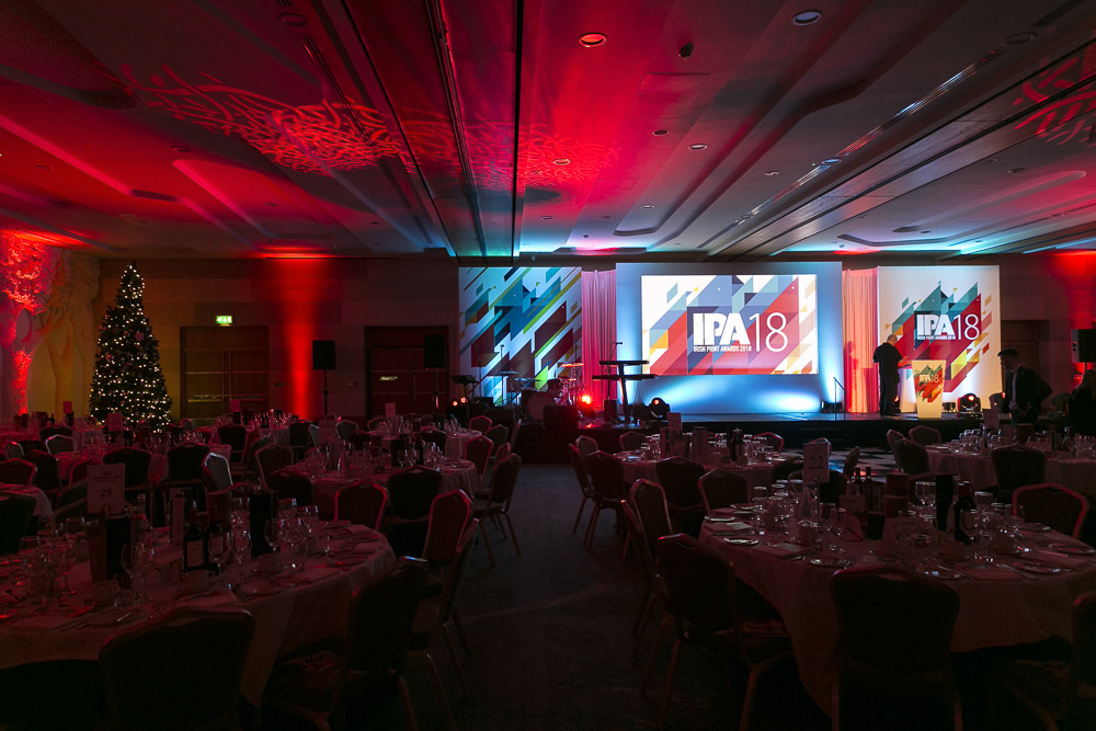 irish print awards room