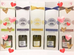 Berry Be Beauty Packaging is simple and classic