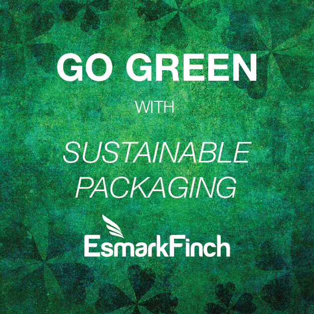 Go green this St Patricks Day with sustainable packaging solutions paper board packaging