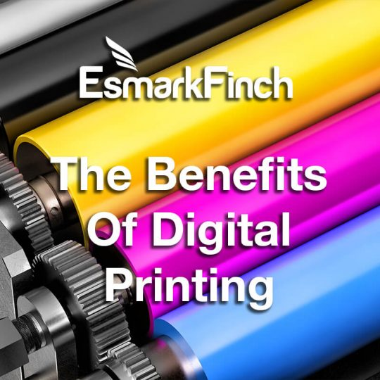 Discover The Benefits Of Digital Printing