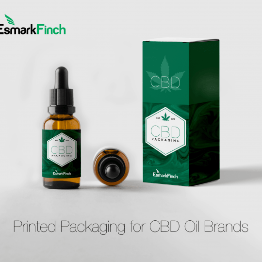 CBD brands make an impact through packaging